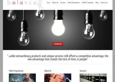 BalanceHR website