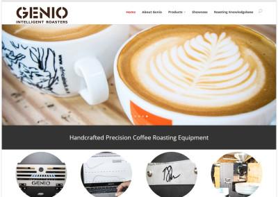 Genio coffee roasters