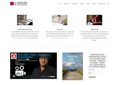 Ketler Presentations website