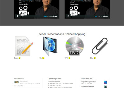 Welcome to Ketler Presentations official website
